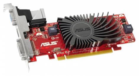 Видеокарта ASUS Radeon HD 5450 (650МГц, GDDR3 1024Мб 900МГц 32 бит)