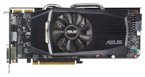 Видеокарта ASUS Radeon HD 5830 (800МГц, GDDR5 1024Мб 4000МГц 256 бит)