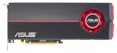 Видеокарта ASUS Radeon HD 5870 (850МГц, GDDR5 2048Мб 4800МГц 256 бит)