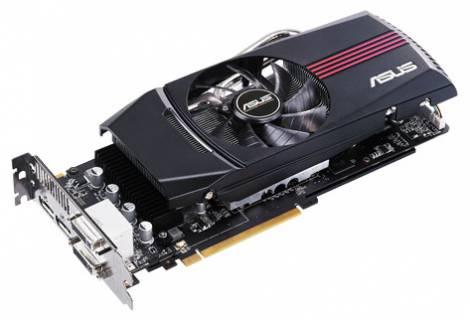 Видеокарта ASUS Radeon HD 6870 (915МГц, GDDR5 1024Мб 4200МГц 256 бит)
