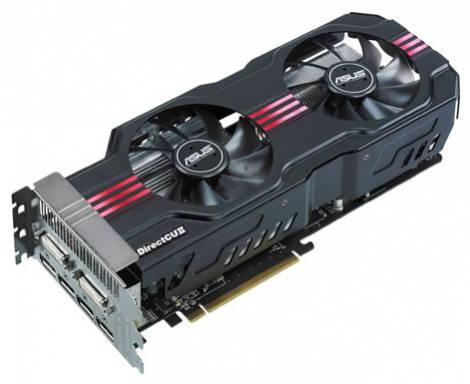 Видеокарта ASUS Radeon HD 6950 (810МГц, GDDR5 2048Мб 5000МГц 256 бит)