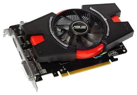 Видеокарта ASUS Radeon HD 7750 (820МГц, GDDR5 1024Мб 4600МГц 128 бит)