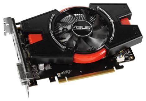 Видеокарта ASUS Radeon HD 7770 (1000МГц, GDDR5 1024Мб 4500МГц 128 бит)