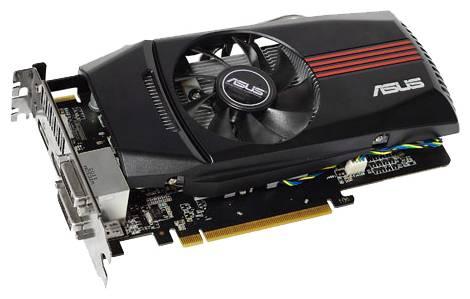 Видеокарта ASUS Radeon HD 7770 (1120МГц, GDDR5 1024Мб 4600МГц 128 бит)