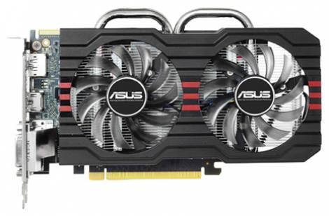 Видеокарта ASUS Radeon HD 7790 (1000МГц, GDDR5 2048Мб 6000МГц 128 бит)