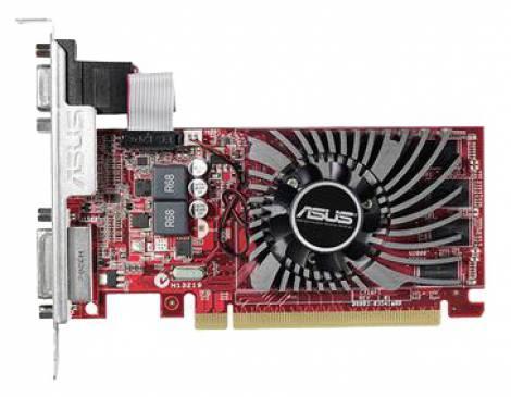 Видеокарта ASUS Radeon R7 240 (730МГц, GDDR3 2048Мб 1800МГц 128 бит)
