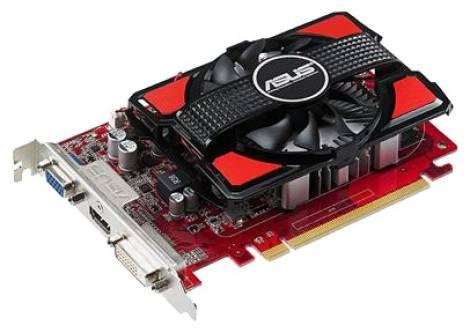 Видеокарта ASUS Radeon R7 250 (1000МГц, GDDR5 1024Мб 4600МГц 128 бит)