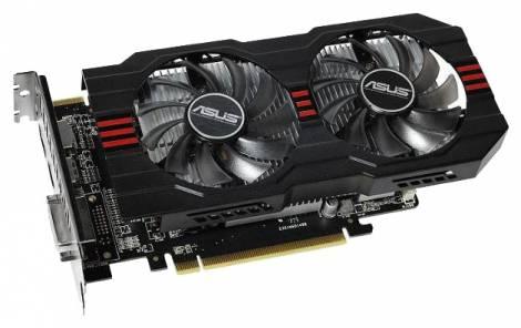 Видеокарта ASUS Radeon R7 260 (1000МГц, GDDR5 1024Мб 6000МГц 128 бит)
