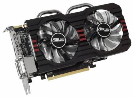 Видеокарта ASUS Radeon R7 260X (1000МГц, GDDR5 1024Мб 6000МГц 128 бит)