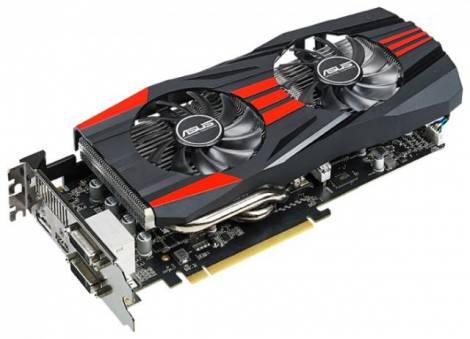 Видеокарта ASUS Radeon R9 270X (1000МГц, GDDR5 2048Мб 5600МГц 256 бит)