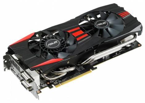 Видеокарта ASUS Radeon R9 280 (827МГц, GDDR5 3072Мб 5000МГц 384 бит)