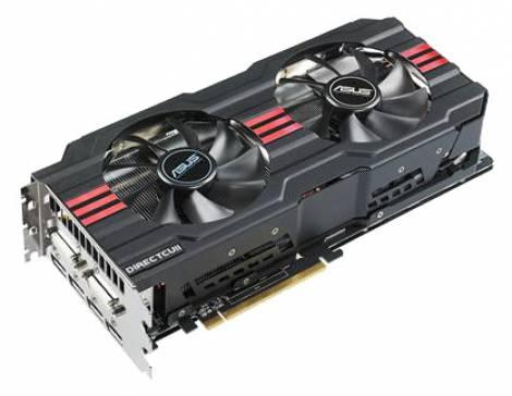 Видеокарта ASUS Radeon R9 280X (970МГц, GDDR5 3072Мб 6000МГц 384 бит)