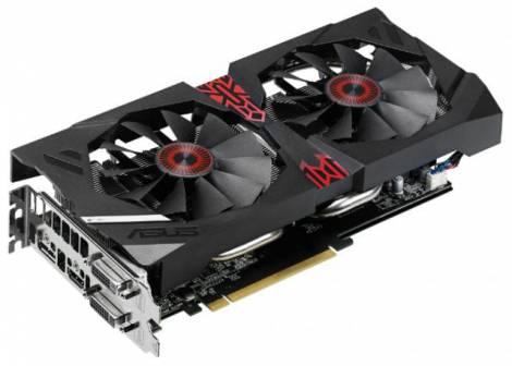 Видеокарта ASUS Radeon R9 285 (954МГц, GDDR5 2048Мб 5500МГц 256 бит)