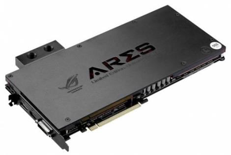 Видеокарта ASUS Radeon R9 290X (1030МГц, GDDR5 8192Мб 5000МГц 1024 бит)