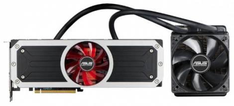 Видеокарта ASUS Radeon R9 295X2 (1018МГц, GDDR5 8192Мб 5000МГц 1024 бит)