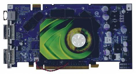 Видеокарта Chaintech GeForce 7900 GS (450МГц, GDDR3 256Мб 1320МГц 256 бит)