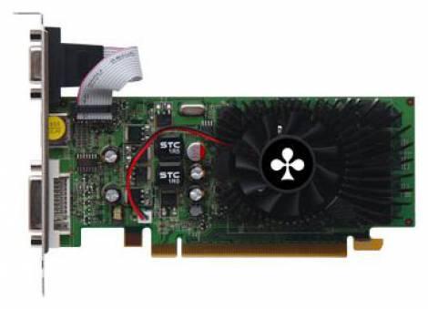 Видеокарта Club-3D GeForce GT 220 (625МГц, GDDR2 1024Мб 667МГц 128 бит)