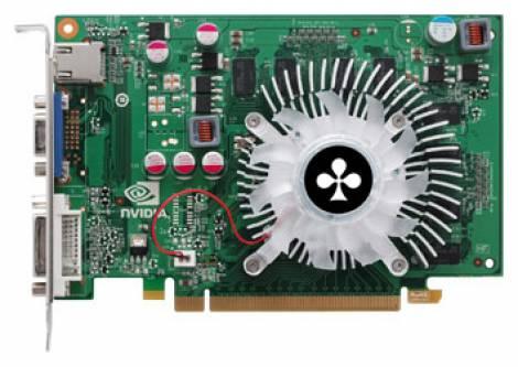 Видеокарта Club-3D GeForce GT 220 (625МГц, GDDR3 512Мб 1400МГц 128 бит)