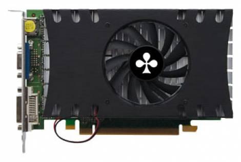 Видеокарта Club-3D GeForce GT 240 (550МГц, GDDR3 1024Мб 1400МГц 128 бит)