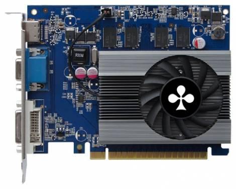 Видеокарта Club-3D GeForce GT 440 (810МГц, GDDR3 2048Мб 1333МГц 128 бит)