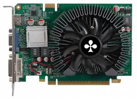 Видеокарта Club-3D GeForce GTS 450 (700МГц, GDDR3 2048Мб 1200МГц 128 бит)