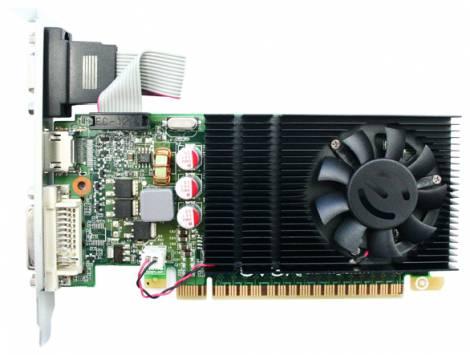 Видеокарта EVGA GeForce GT 430 (700МГц, GDDR3 512Мб 1400МГц 64 бит)