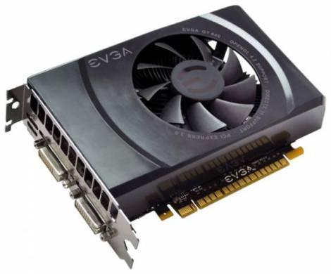 Видеокарта EVGA GeForce GT 640 (901МГц, GDDR3 2048Мб 1782МГц 128 бит)