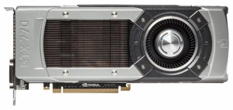 Видеокарта EVGA GeForce GTX 770 (1085МГц, GDDR5 2048Мб 7010МГц 256 бит)