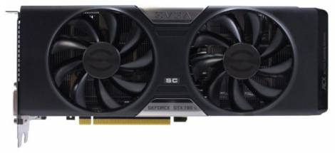 Видеокарта EVGA GeForce GTX 780 Ti (1006МГц, GDDR5 3072Мб 7000МГц 384 бит)
