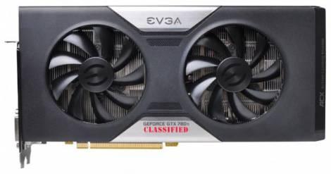 Видеокарта EVGA GeForce GTX 780 Ti (1020МГц, GDDR5 3072Мб 7000МГц 384 бит)