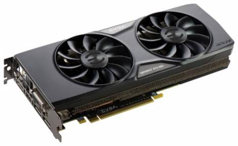 Видеокарта EVGA GeForce GTX 950 (1165МГц, GDDR5 2048Мб 6610МГц 128 бит)