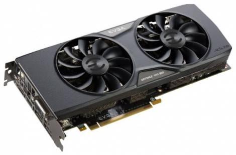 Видеокарта EVGA GeForce GTX 950 (1190МГц, GDDR5 2048Мб 6610МГц 128 бит)