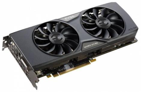 Видеокарта EVGA GeForce GTX 950 (1203МГц, GDDR5 2048Мб 6610МГц 128 бит)