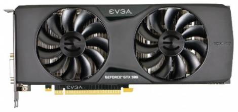 Видеокарта EVGA GeForce GTX 980 (1266МГц, GDDR5 4096Мб 7010МГц 256 бит)