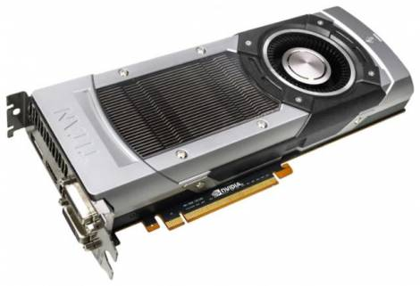 Видеокарта EVGA GeForce GTX TITAN (876МГц, GDDR5 6144Мб 6008МГц 384 бит)
