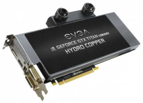 Видеокарта EVGA GeForce GTX TITAN Black (1006МГц, GDDR5 6144Мб 7000МГц 384 бит)