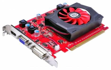 Видеокарта Gainward GeForce GT 220 (550МГц, GDDR3 1024Мб 1070МГц 128 бит)