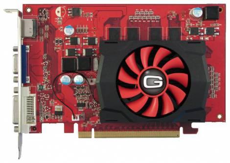 Видеокарта Gainward GeForce GT 220 (635МГц, GDDR2 512Мб 800МГц 128 бит)