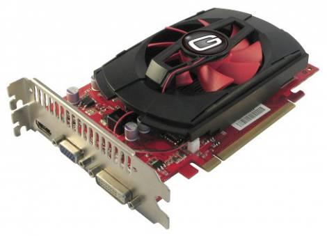 Видеокарта Gainward GeForce GT 240 (550МГц, GDDR5 512Мб 3400МГц 128 бит)