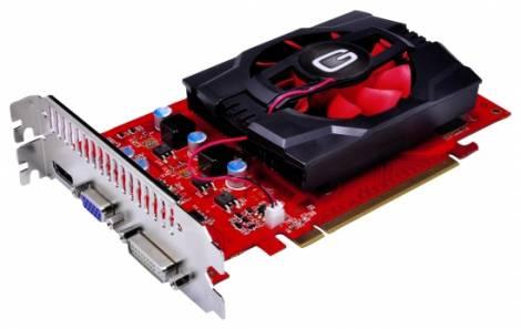 Видеокарта Gainward GeForce GT 240 (550МГц, GDDR5 1024Мб 3400МГц 128 бит)