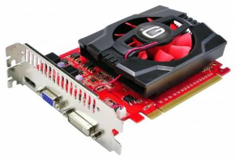 Видеокарта Gainward GeForce GT 240 (550МГц, GDDR3 1024Мб 1070МГц 128 бит)