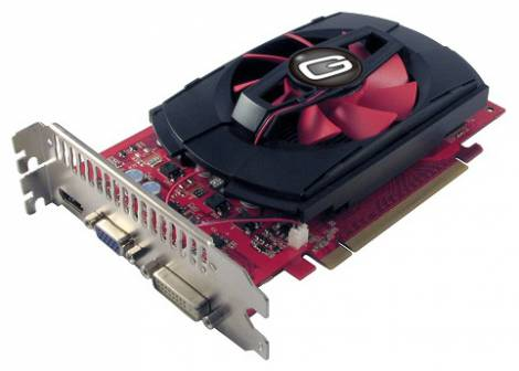 Видеокарта Gainward GeForce GT 240 (585МГц, GDDR5 1024Мб 3780МГц 128 бит)
