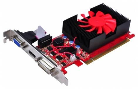 Видеокарта Gainward GeForce GT 430 (700МГц, GDDR3 1024Мб 1400МГц 128 бит)
