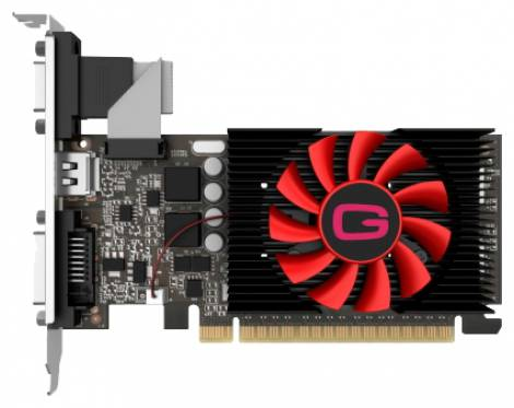 Видеокарта Gainward GeForce GT 640 (1046МГц, GDDR3 1024Мб 5010МГц 64 бит)