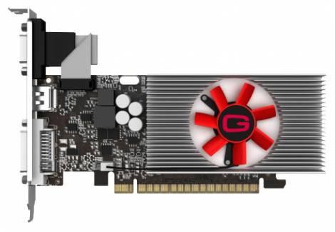 Видеокарта Gainward GeForce GT 730 (700МГц, GDDR3 1024Мб 128 бит)
