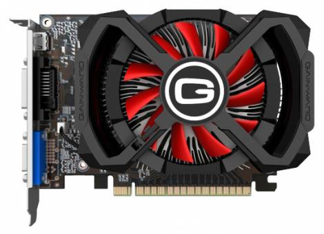 Видеокарта Gainward GeForce GT 740 (1058МГц, GDDR5 1024Мб 5000МГц 128 бит)