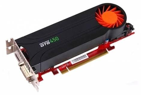 Видеокарта Gainward GeForce GTS 450 (783МГц, GDDR5 1024Мб 3608МГц 128 бит)
