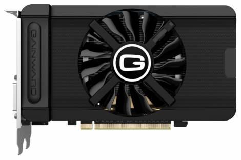Видеокарта Gainward GeForce GTX 650 Ti Boost (980МГц, GDDR5 2048Мб 6008МГц 192 бит)