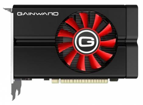 Видеокарта Gainward GeForce GTX 750 (1020МГц, GDDR5 2048Мб 5010МГц 128 бит)