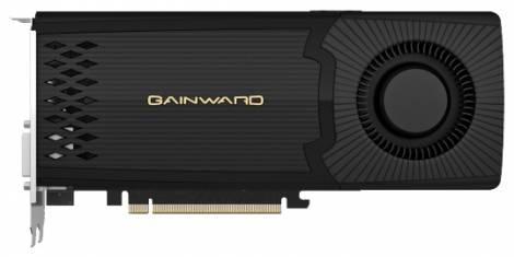 Видеокарта Gainward GeForce GTX 760 (980МГц, GDDR5 2048Мб 6008МГц 256 бит)